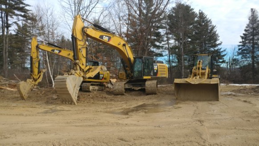 Equipment Rental - NH Groundscapes